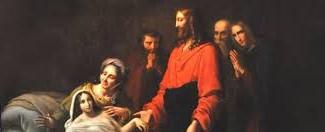 Homélie du 5ème dimanche dimanche ordinaire B - Marc 1, 29-39