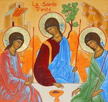 Prière universelle du dimanche de la Sainte Trinité - Mathieu 28, 16-20