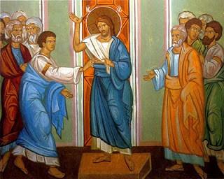 Méditation du 2ème dimanche de Pâques A, dimanche de la miséricorde - Jean 20, 19-31