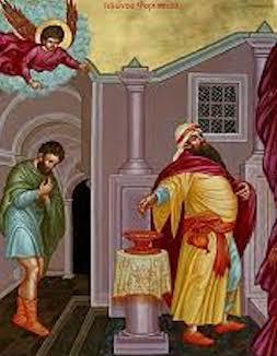 Homélie du 30ème dimanche ordinaire C - Luc 18, 9-14
