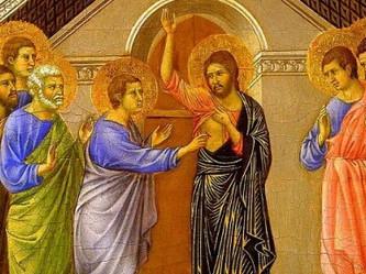 Prières du 2ème dimanche de Pâques A, dimanche de la miséricorde - Jean 20, 19-31