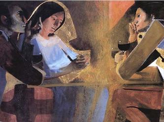Méditation du du 3ème dimanche de Pâques A, les disciples d'Emmaüs - Luc 24, 13-35