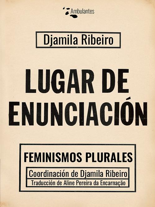 Lugar de enunciación, de Djamila Ribeiro