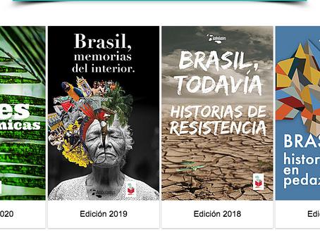 Colección Antologías: Cores amazônicas