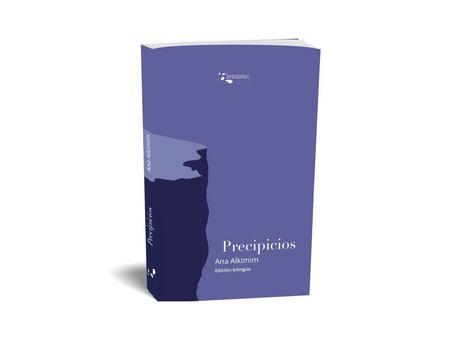 """""""Precipicios"""", de Ana Alkimim, colección Cuatro Mil Millas (nº9)"""