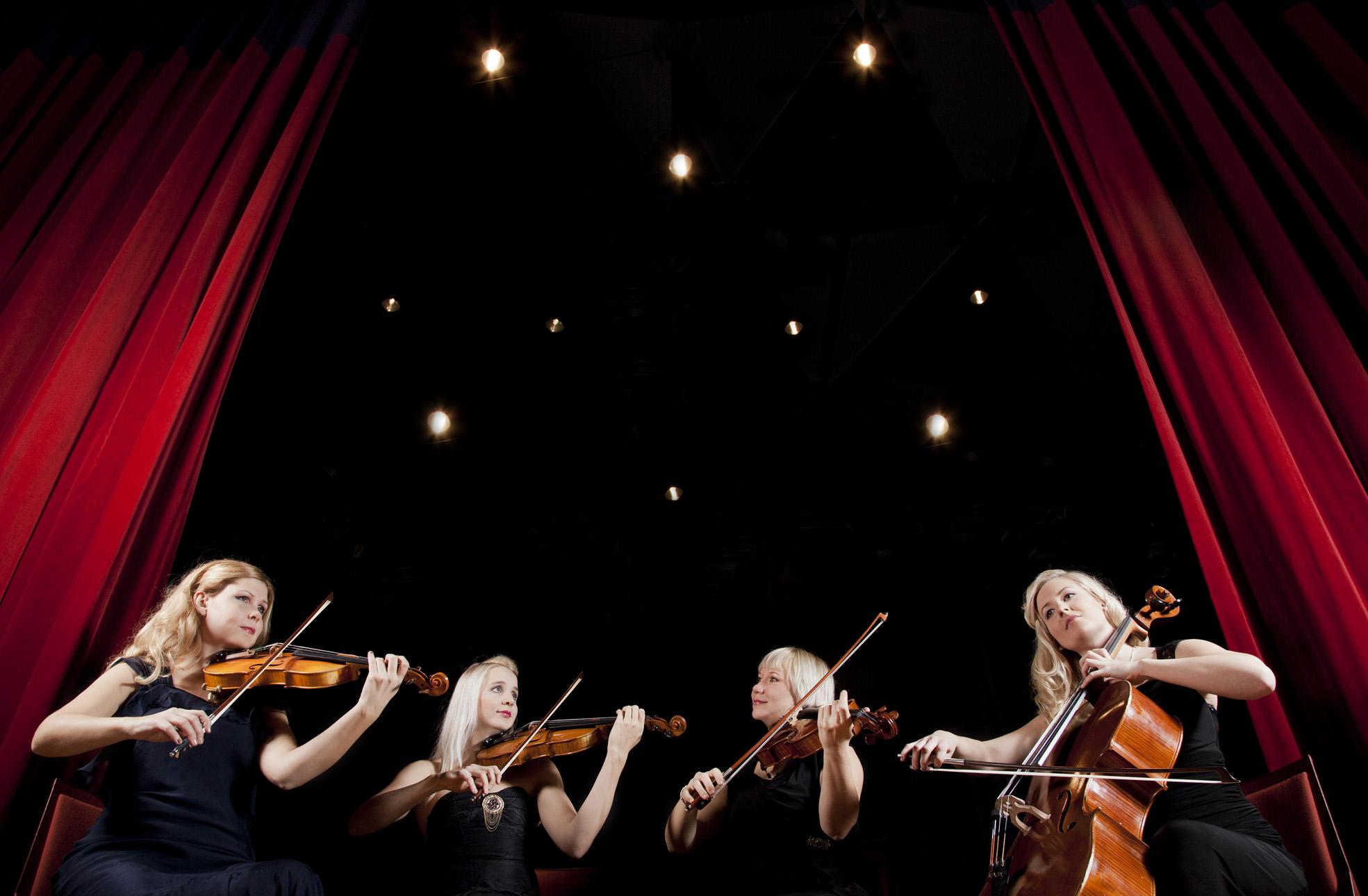 Promo - Caje quartet