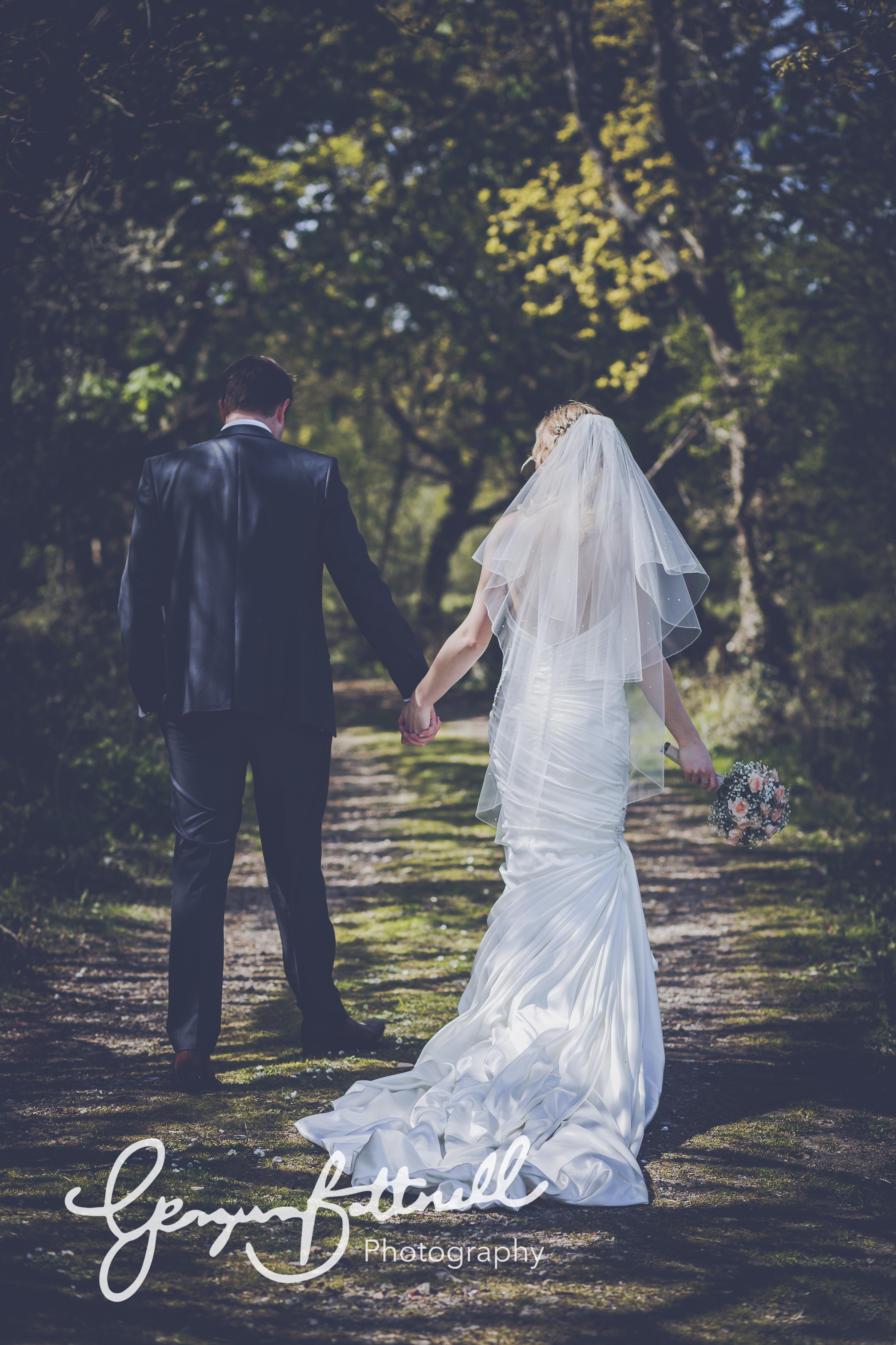Georgina Bottriell Wedding Photo