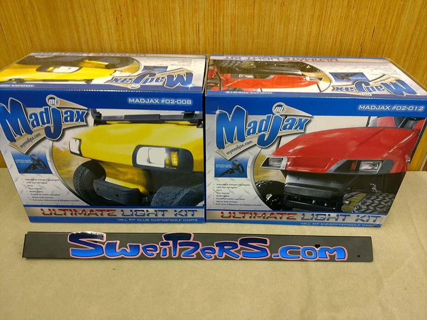 Street legal light kits for 94-13 txt an