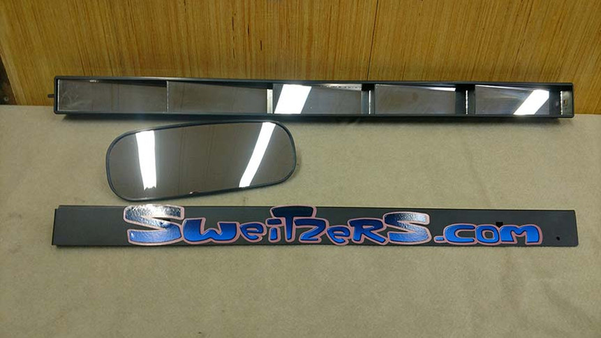 Universal mirrors for all golf carts 5 p