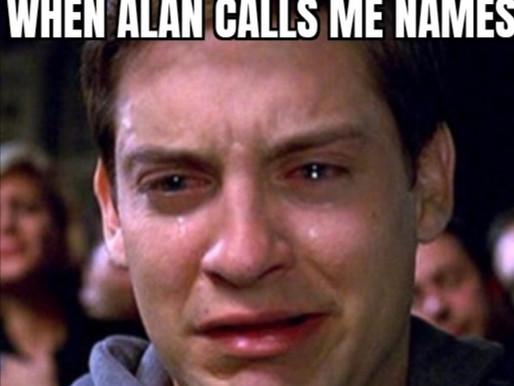 My Buddy Alan