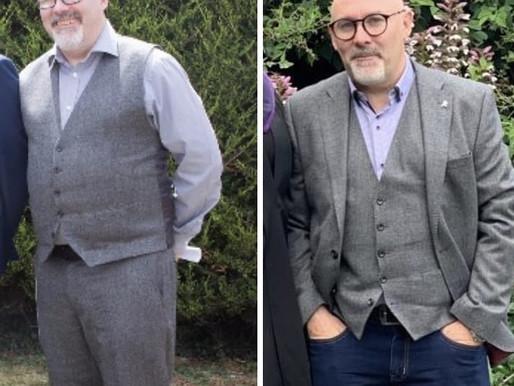 Dundalk Weight Loss Expert, Chris's Story