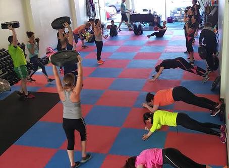 Cavan Gym Trainer On Easy Money