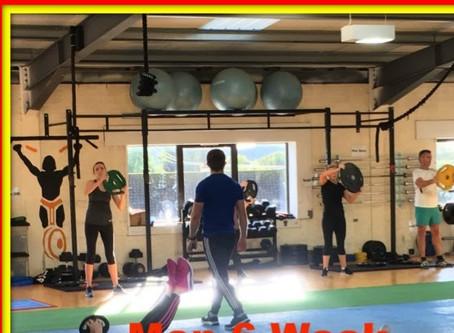 Dundalk Fitness Class Trainer asks #1 tough question