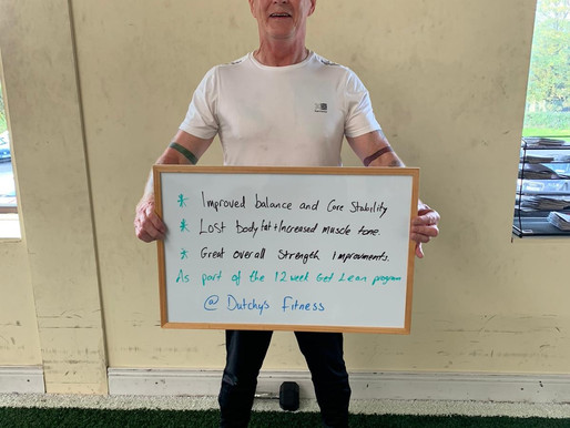 Greg's Story with Cavan Personal Trainer