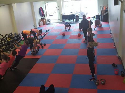 Cavan Personal Trainer on Getting Fit before starting Gym