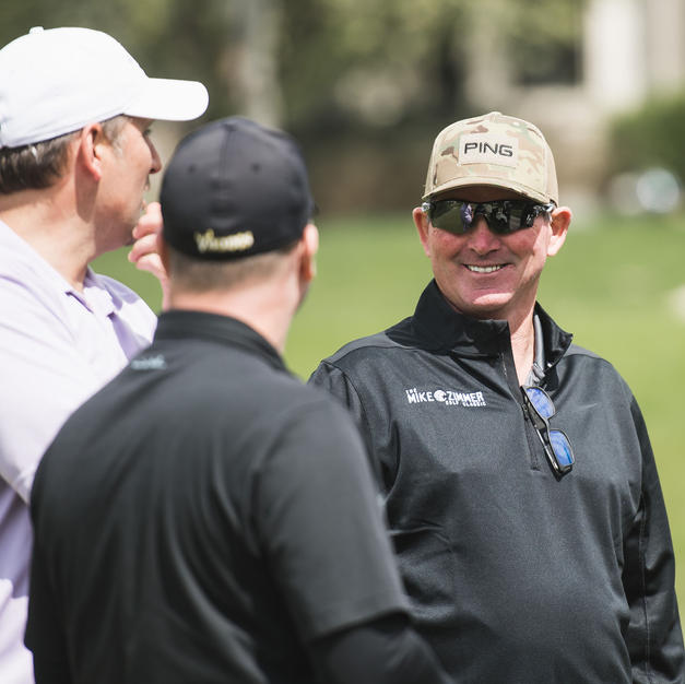 Mike Zimmer Foundation Hosts 1st Golf Tournament Fundraiser