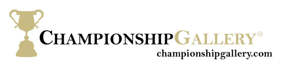 Championship Gallery logo design DEC2011