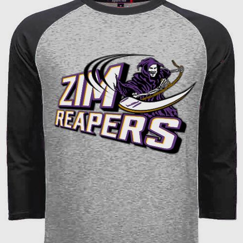 Zim Reapers™ 3/4 Grey/Blk
