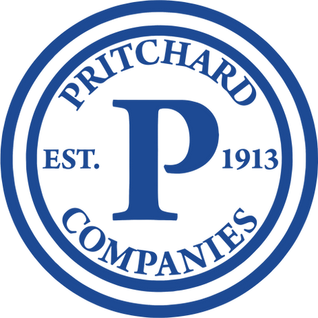 Pritchard Companies Logo - Royal Blue -