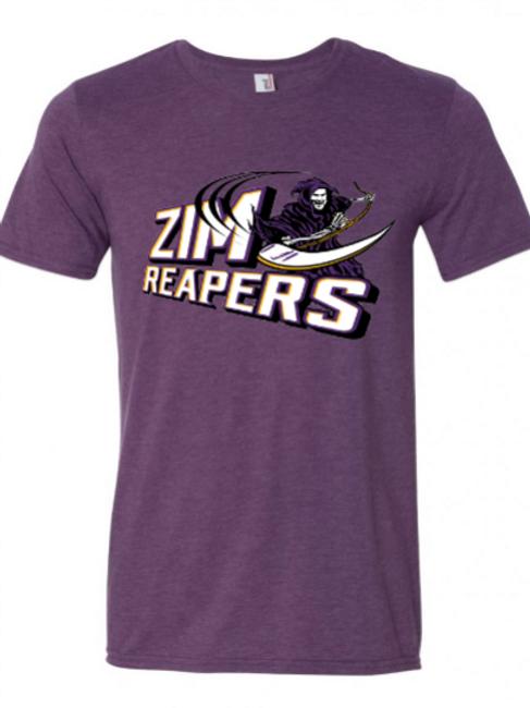 Zim Reapers™ PURPLE Tri Blend