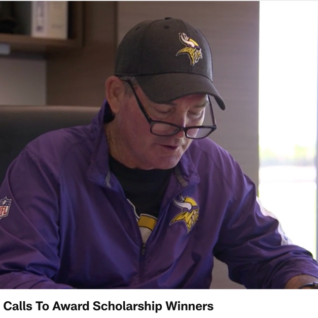Zimmer Makes Calls to Award Scholarship Winners