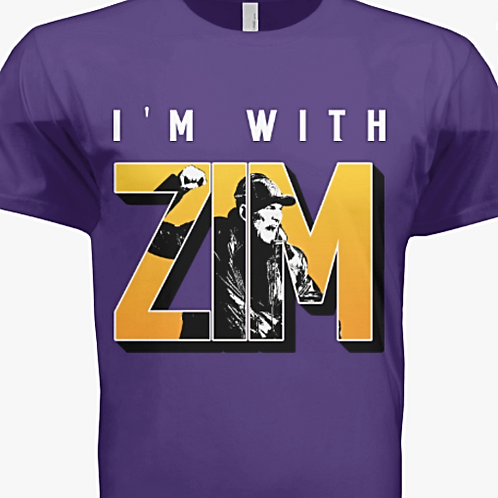 I'm with ZIM
