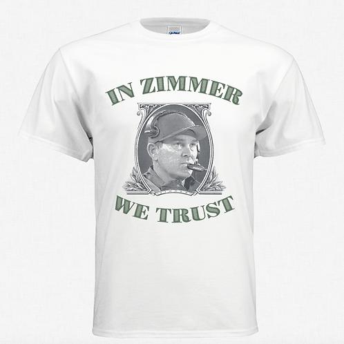 In Zimmer We Trust