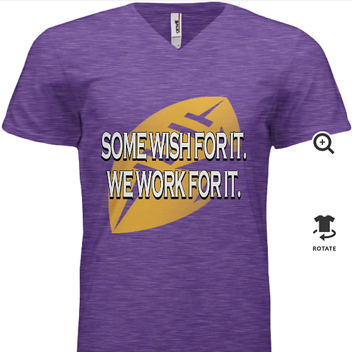 Work for it- V NECK
