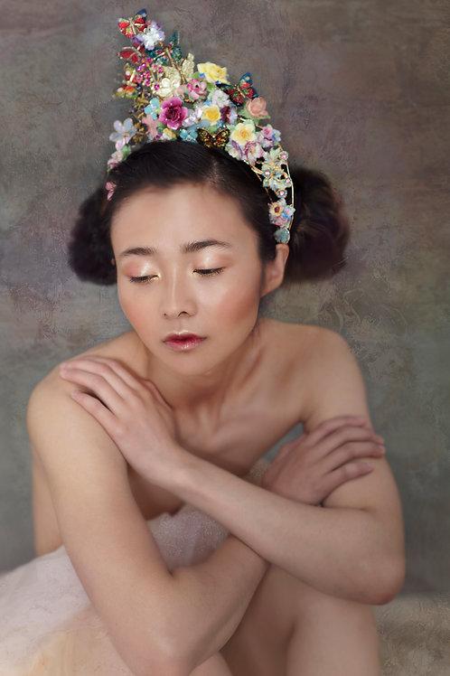 Empress Butterfly Beauty Print