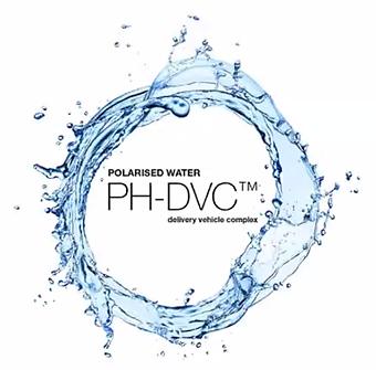 polarised water PH-DVC