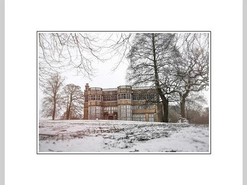Winter at Astley Hall