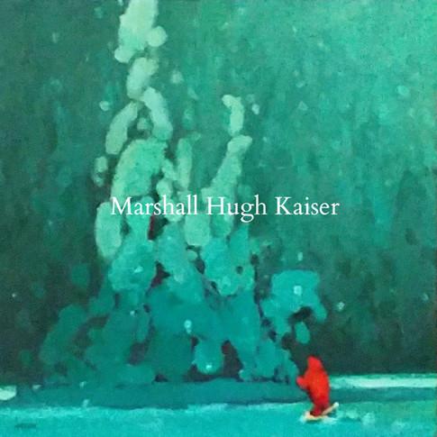 Snowshoer, 8x10, oil on canvas, $450