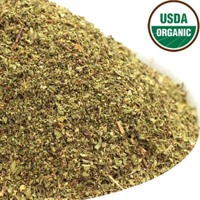 Organic Mexican Oregano - Crushed