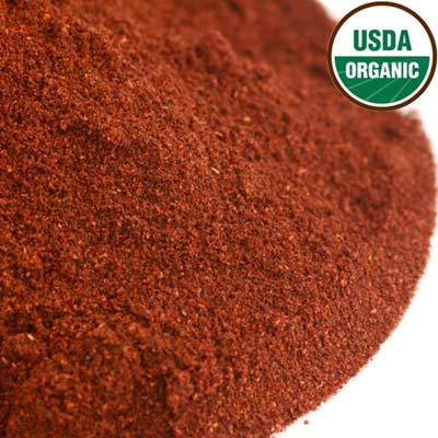 Ancho Chile - Powder, Organic