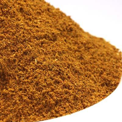 Cape Malay Curry Powder - Salt Free