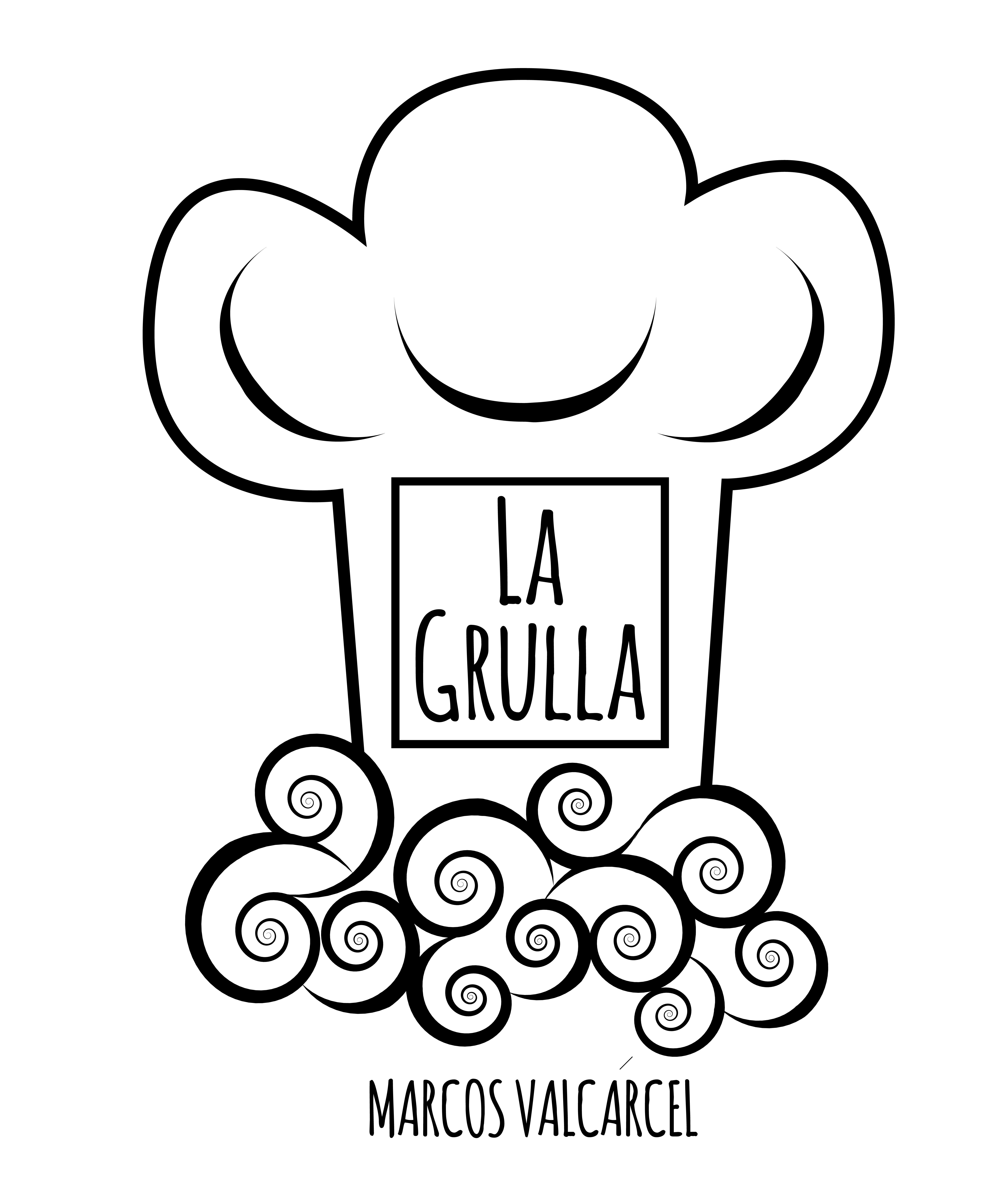 logotipo de CURSO LA GRULLA SOCIEDAD LIMITADA.