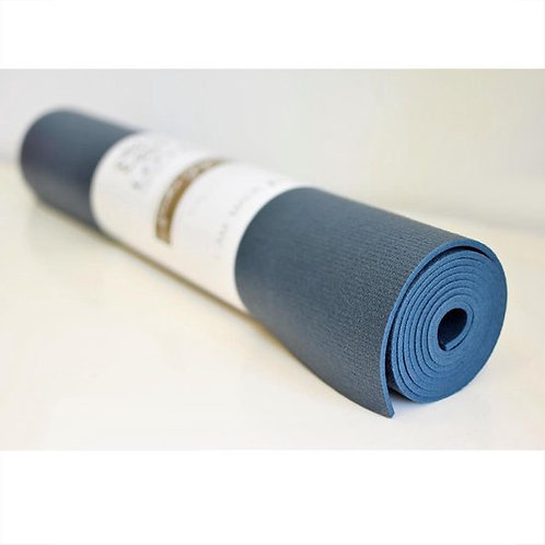 Extra Dikke Yogamat   Donkerblauw   Sticky - 6 mm   Love Generation