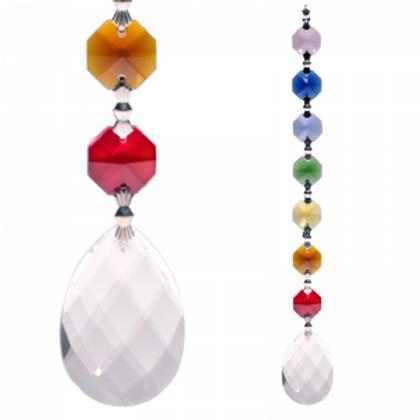 Chakrakristal hanger