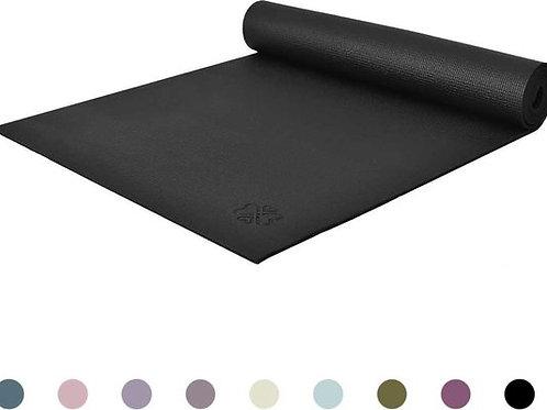 Love Yogamat | Zwart | Sticky - 4 mm | Love Generation