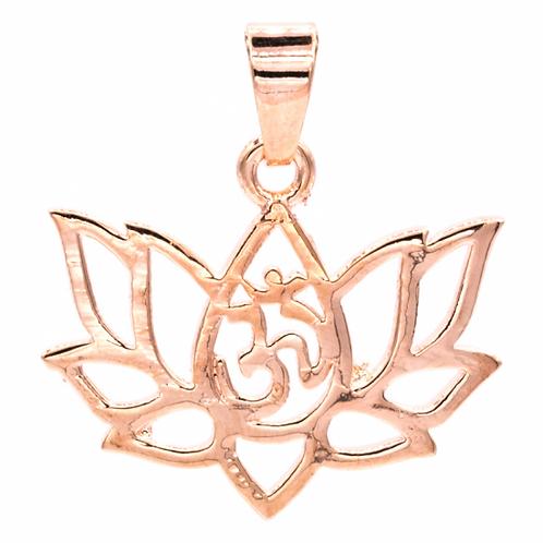 Hanger lotus rose