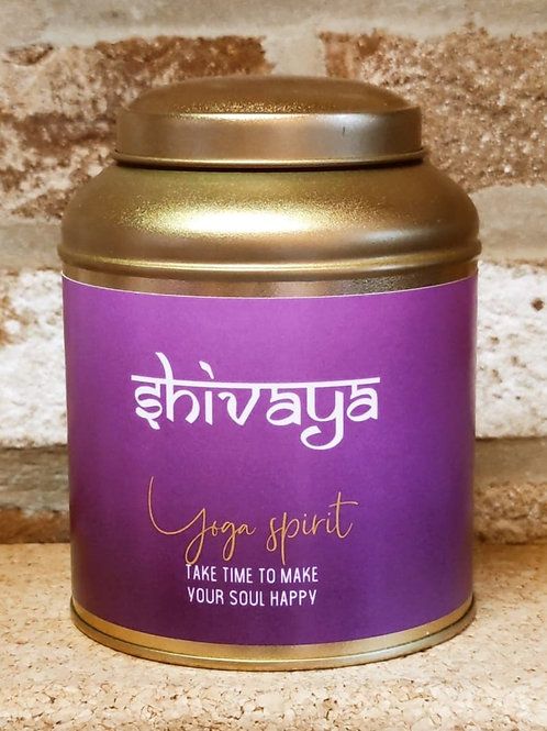 Tea Yoga Spirit