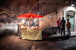 Street Vendor - Catania, Scicily