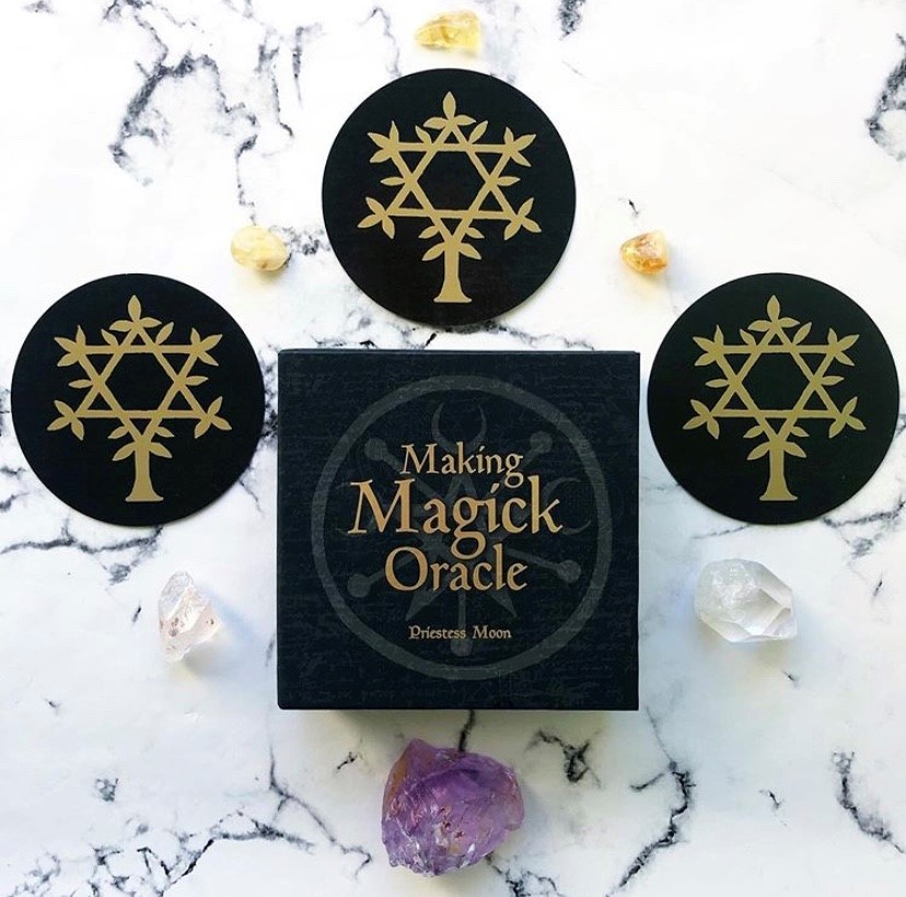 Making Magick Oracle Back