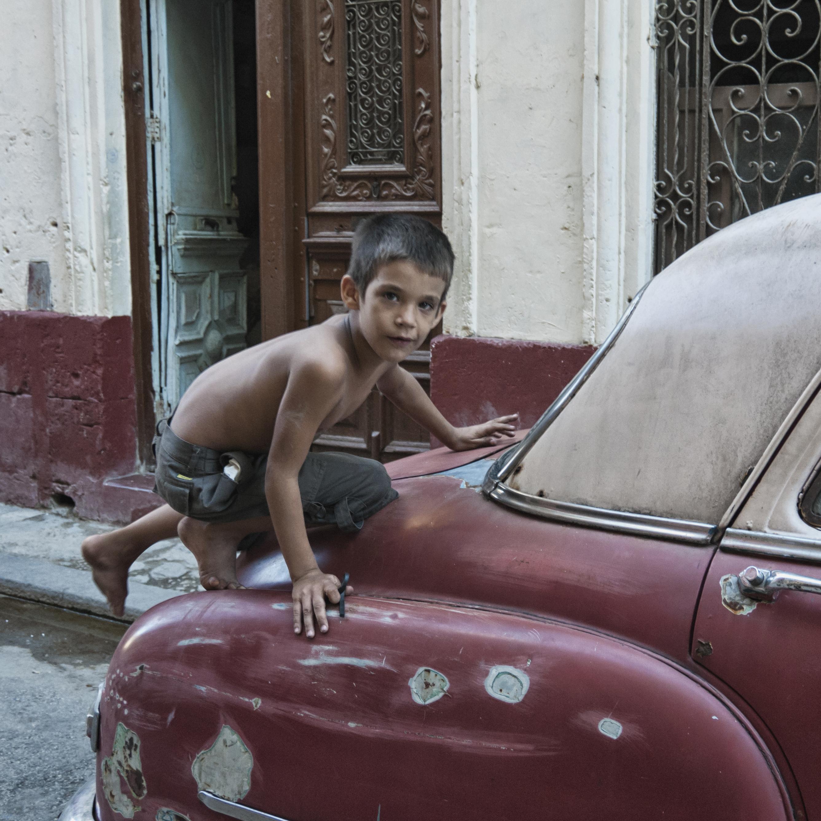 Streetlife - Havana, Cuba