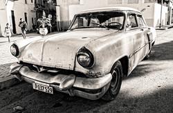 Parked Car - Havana Cuba