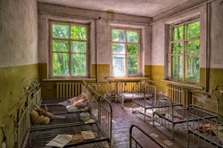 'Where Children Once Played' Chernobyl