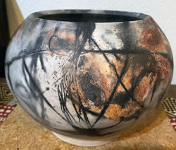 Pit Fired Bowl
