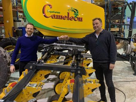 Lyckegård Group ostaa System Cameleonin