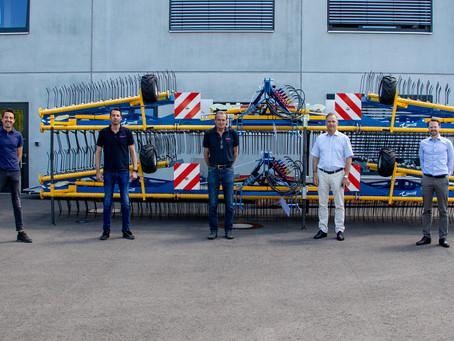 Lyckegård Group alkaa myydä Trefflerin koneita