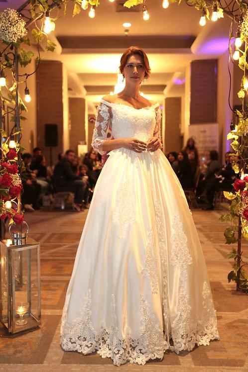 Vestido de novia Rose
